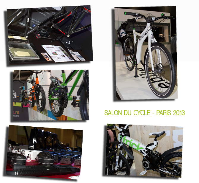 Salon du cycle Paris 2013