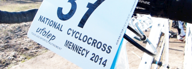 Championnat national cyclo cross UFOLEP