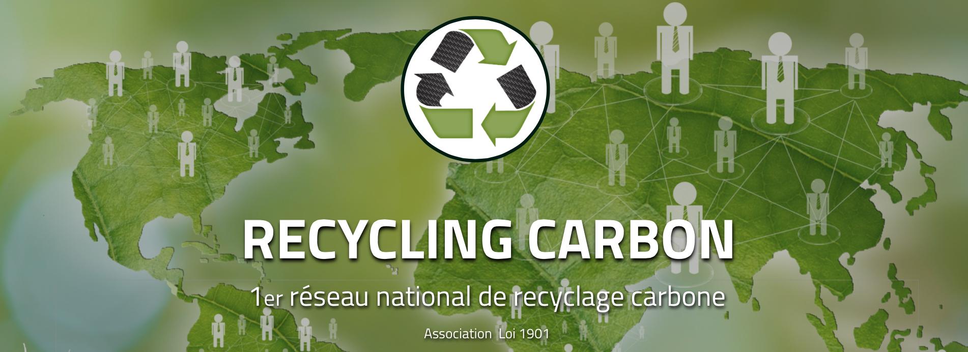 Association recycling carbon